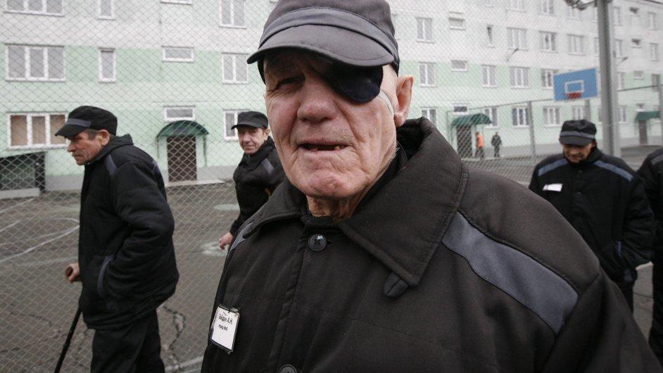 Obyvatelé Sibiře. Ilustrační foto