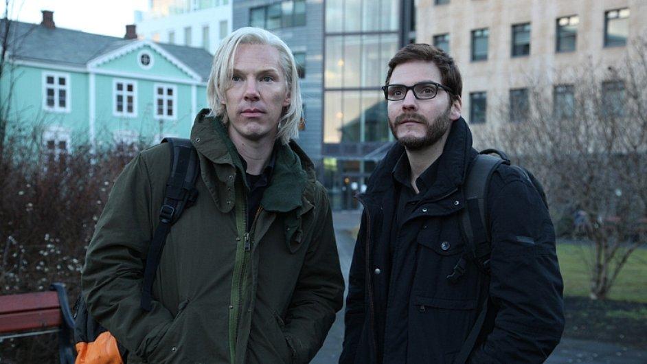 Benedict Cumberbatch, The Fifth Estate