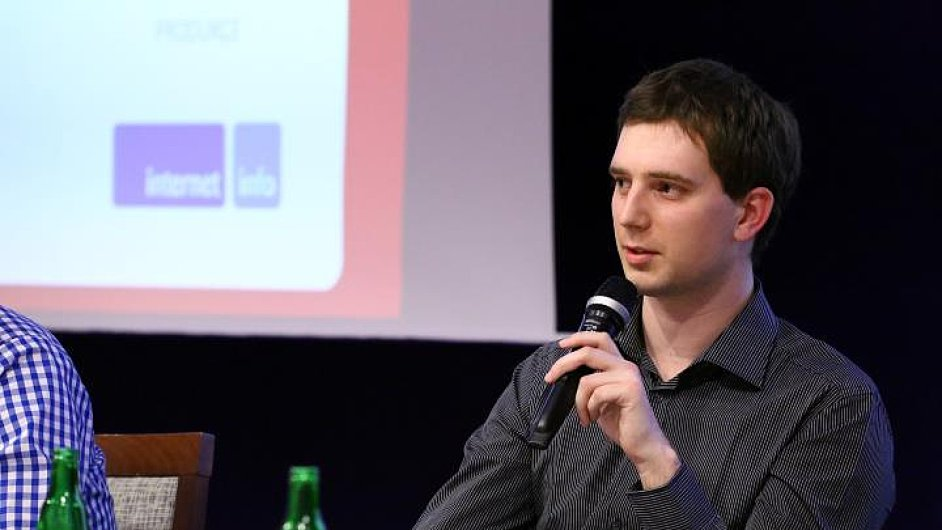 Filip Mikschik, zakladatel portálu Startupjobs.cz