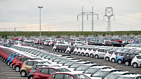 Automobilový průmysl (ilustrační foto)
