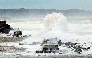 Počasí ve Francii v neděli 2. 2. 2014