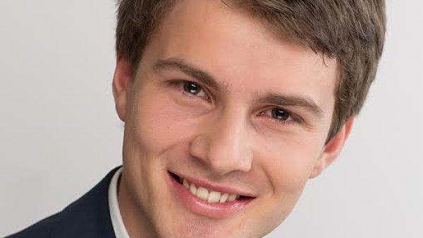 Tomáš Dušenka, personalista České spořitelny