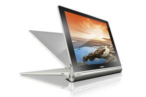 Lenovo zkusí stojánkové kouzlo i ve světě Windows, Yoga Tablet 2 přijde ve čtvrtek