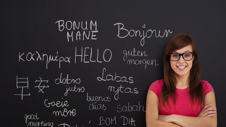 Požadavky firem na jazykové vybavení uchazečů rostou