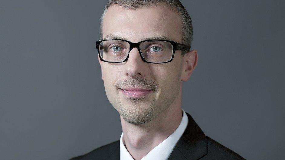 Lukáš Zahrádka, partner advokátní kanceláře Achour & Hájek