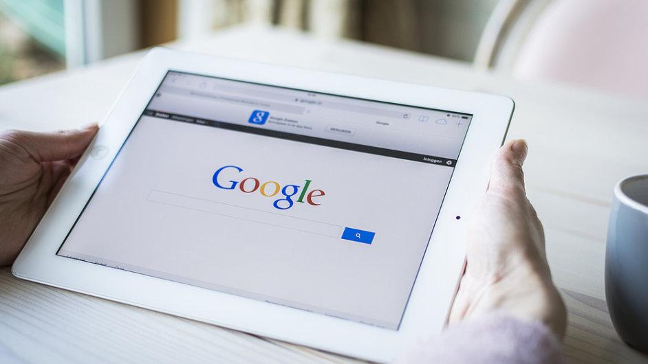Google (ilustrační foto).