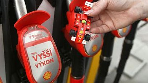 Marketingov� spolupr�ce spole�nost� Shell a Lego kon��