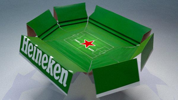 Heineken a Liga mistrů jsou v tradiční symbióze