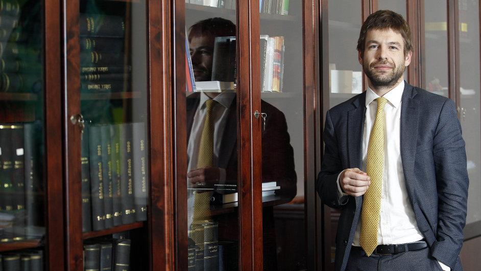 Budoucí ministr spravedlnosti Pelikán předloží vládě do konce dubna zákon o státním zastupitelství.