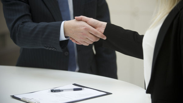 Dohoda - ilustra�n� foto