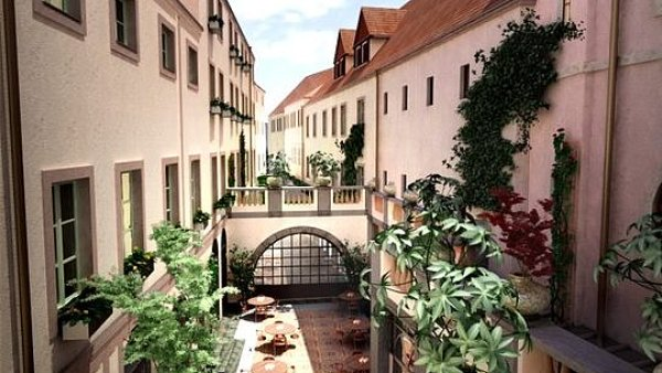 Studie: Hotel u Sixtů