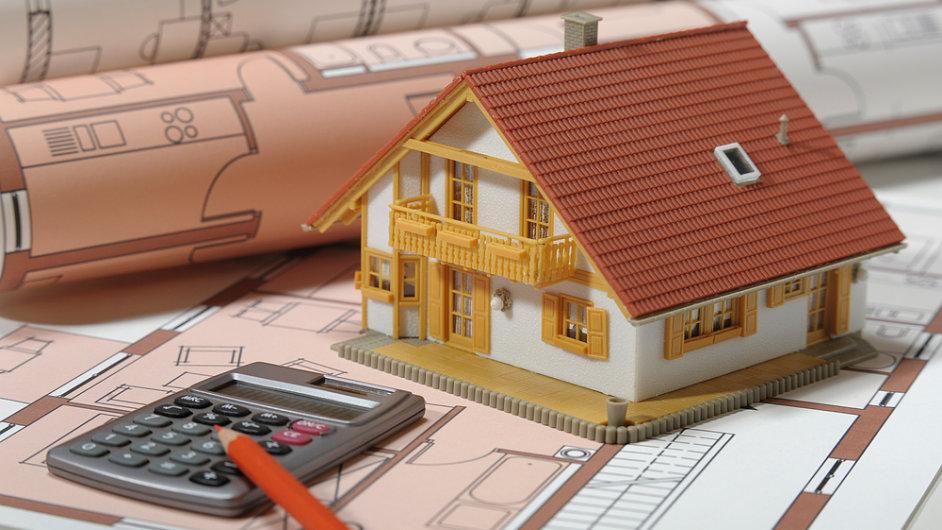 Hypotéka - Ilustrační foto.