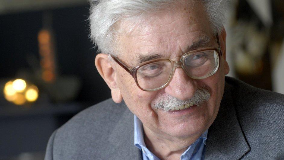Zemřel spisovatel Ludvík Vaculík (na snímku z roku 2006).