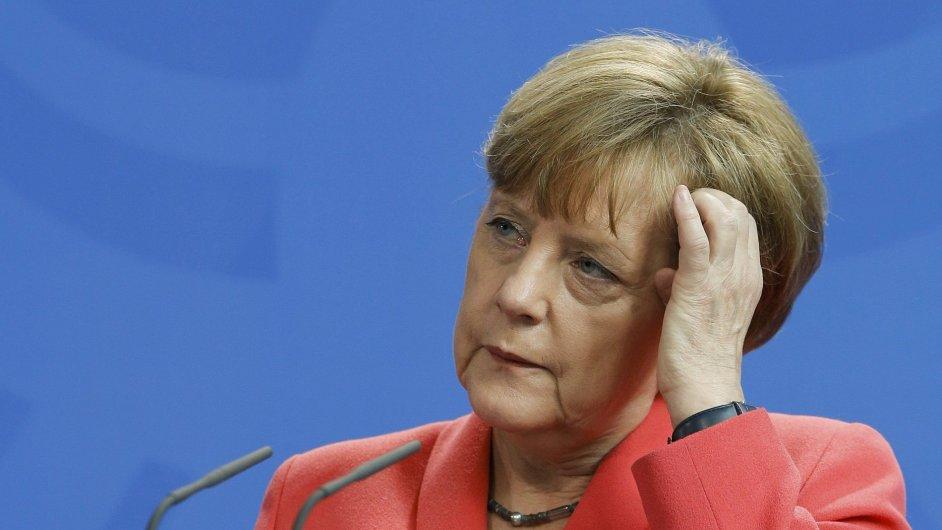 Vláda Kancléřky Angely Merkelové podnikla kroky proti migraci lidí z Baklánu.