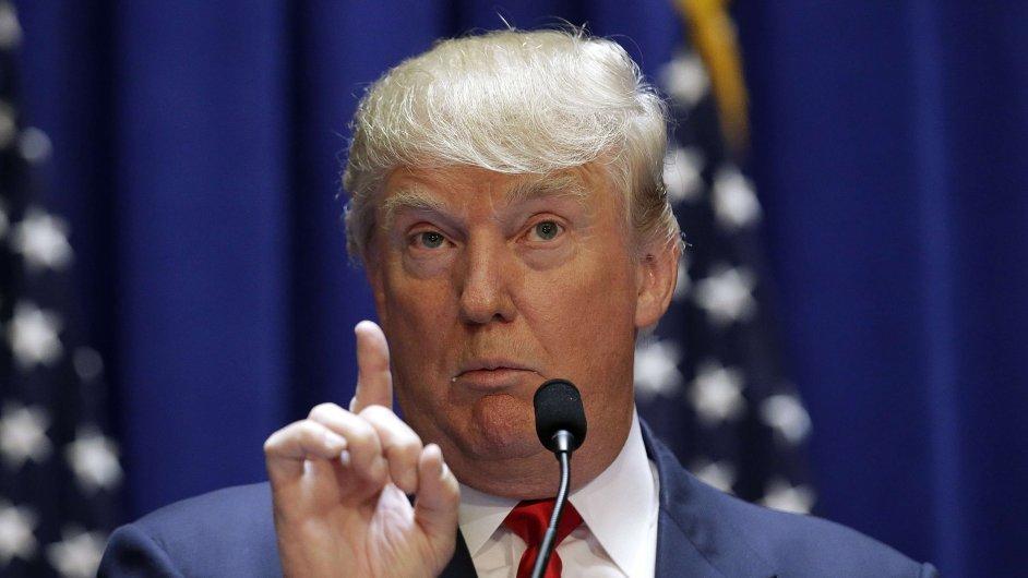 NBC skončila spolupráci s Donaldem Trumpem