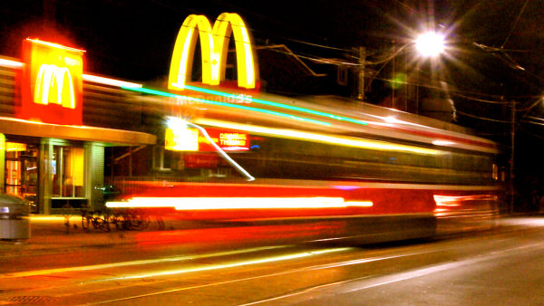 Kanaďan procestoval celý svět kvůli restauracím McDonald´s, - Ilustrační foto