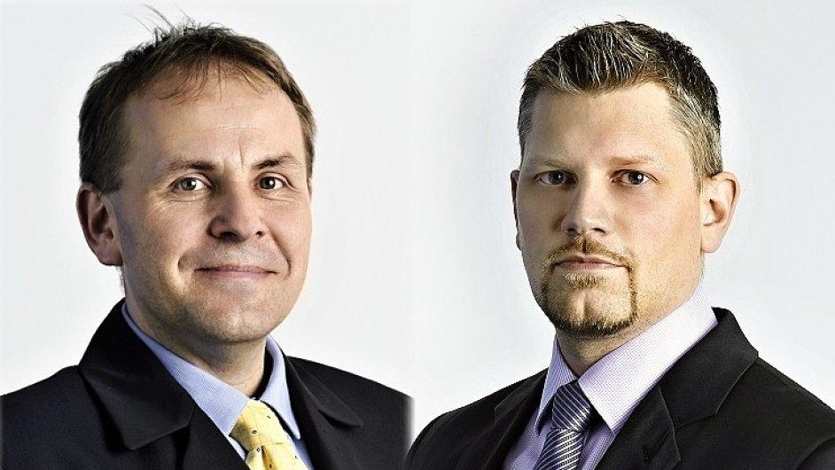 Pavel Sedláček a Ivan Chovanec posilují manažerský tým DNS