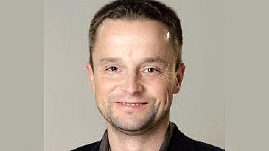 Václav Sochor, vedoucí oddělení komunikace skupiny Tipsport