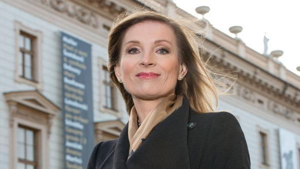"""""""Obdobné sály v podobných městech i menších jsou v pohodě vyprodané,"""" uvedla ředitelka Filharmonie Brno Marie Kučerová (na snímku)."""
