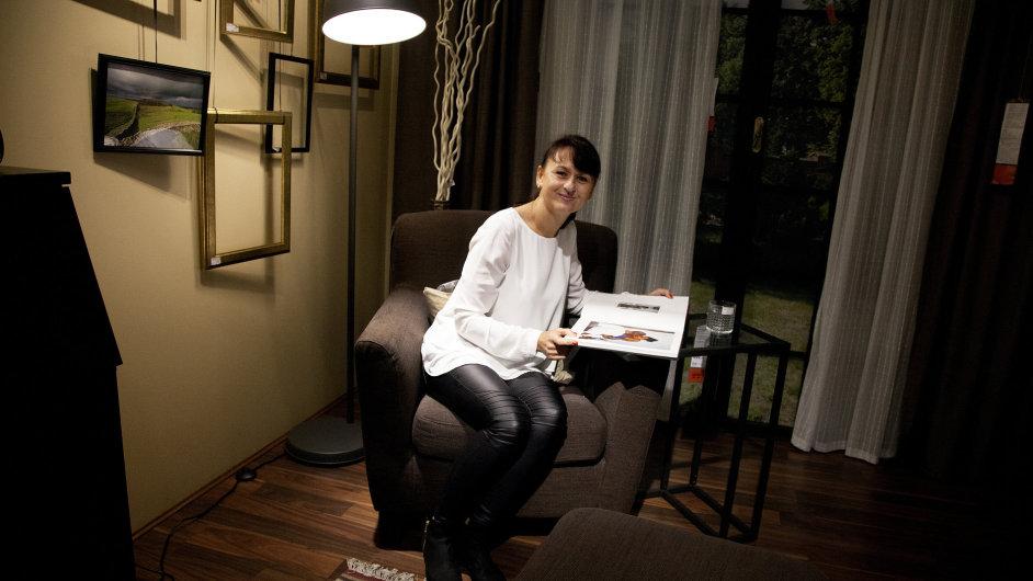 Nina Maláková, manažerka e-commerce Ikea