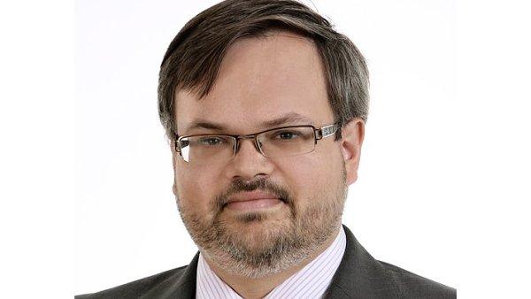 Martin Vavřina, státní tajemník Ministerstva dopravy
