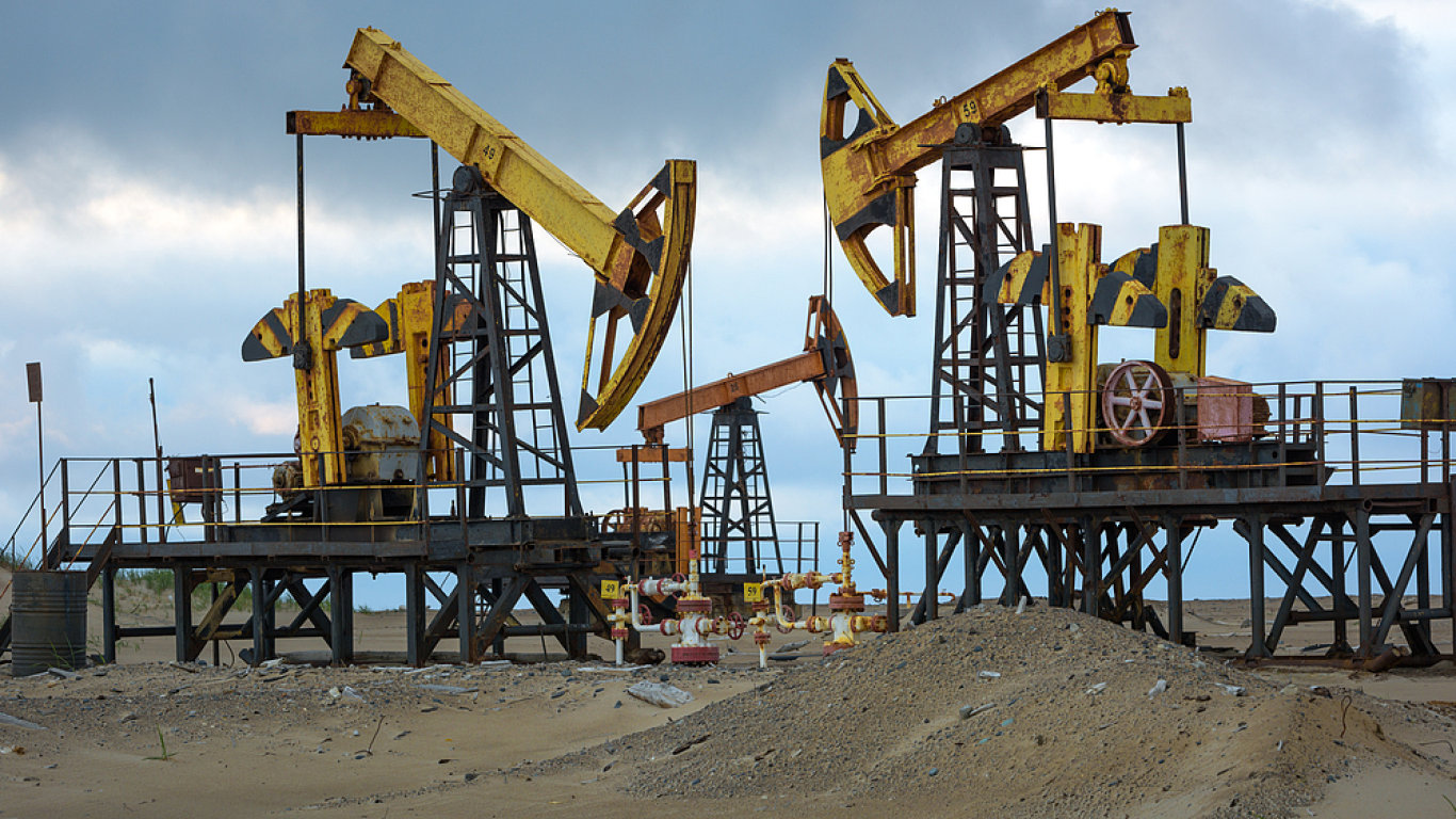 Ceny ropy se dostaly na dno, tvrdí agentura IEA - Ilustrační foto.