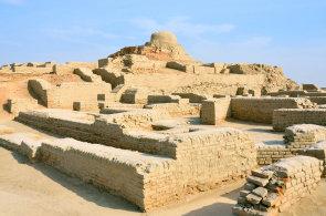 Prastará staroindická civilizace na jihu Pákistánu pomalu vstává díky archeologům ze zapomnění