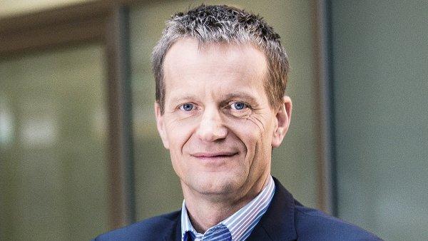 Miroslav Filip, obchodní ředitel pro segment významných firemních zákazníků Dell EMC Česká republika