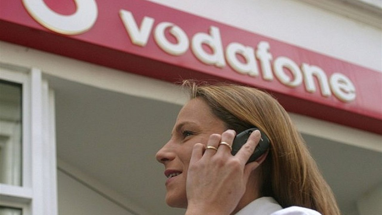 Vodafone, ilustrace