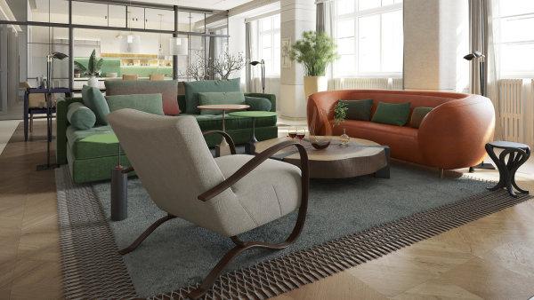 Na webu Christie's International Real Estate je i luxusní developerský projekt Celínka