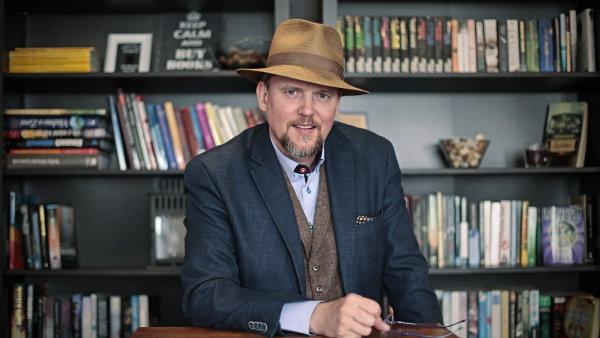 Mark Nelson, zakladatel výzkumné organizace Peace Innovation Lab.