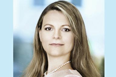 Markéta Dvořáková Fišerová, ředitelka odboru komunikace ČNB
