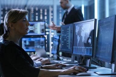 Až 95 procent informatiků ve vedoucích funkcích očekává nárůst kybernetických hrozeb v následujících třech letech.
