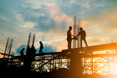 Firmy nabízejí nejvíc míst pro dělníky ve stavebnictví, těch se ale podle dat Úřadu práce nedostává - Ilustrační foto.
