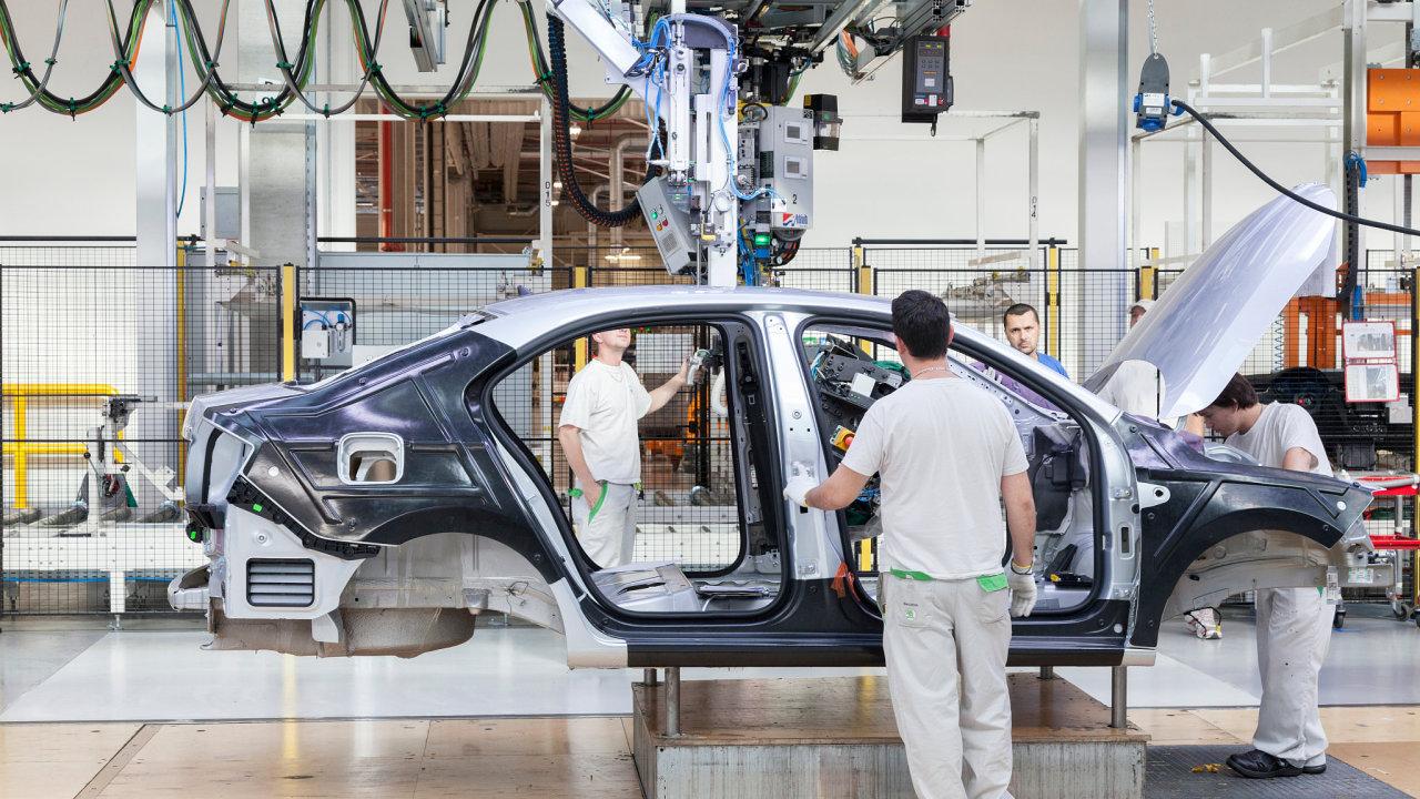 Škoda Auto postaví nový závod ve východní Evropě nebo v Turecku ... 3b541b67f6