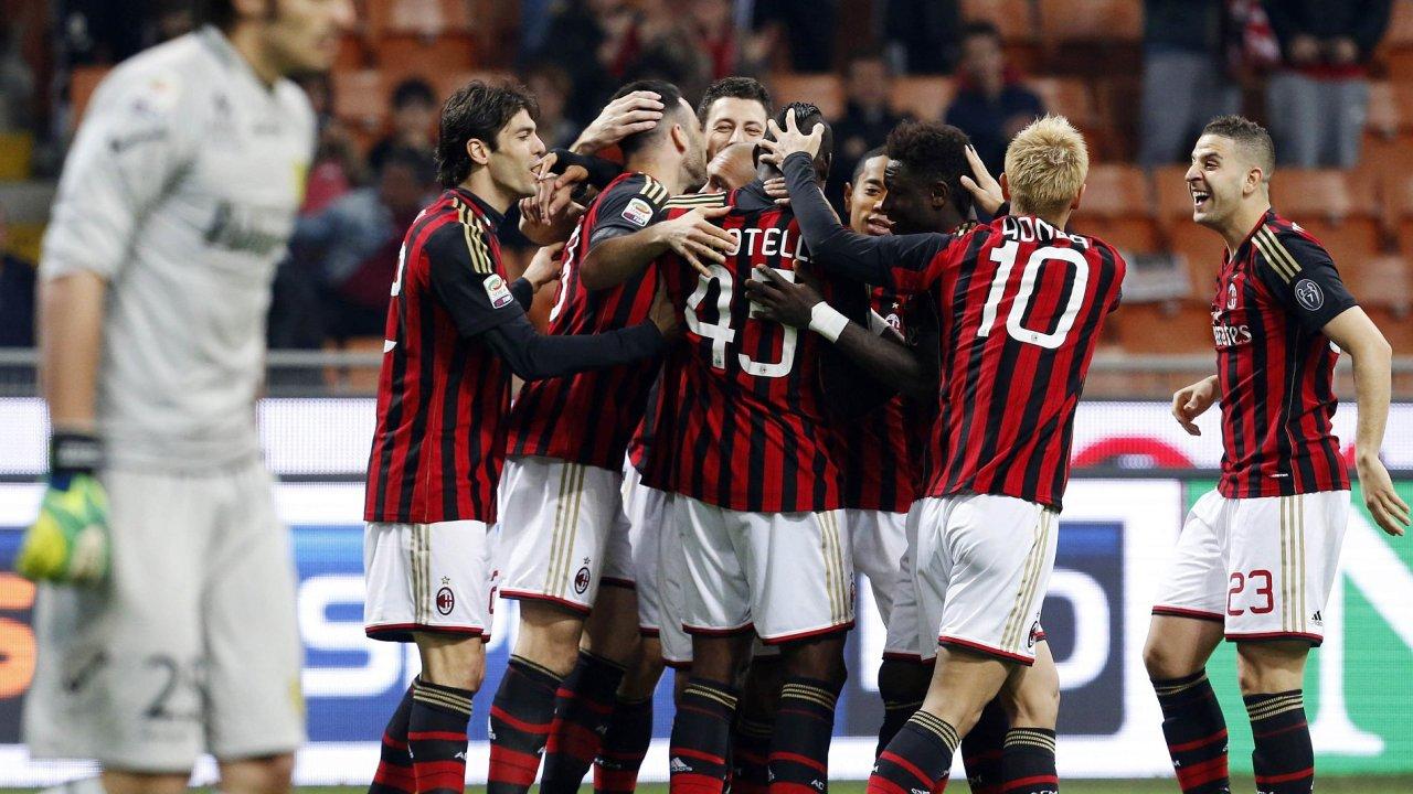 Milánští fotbalisté se radují z gólů méně často, než by si oni sami i jejich příznivci přáli.