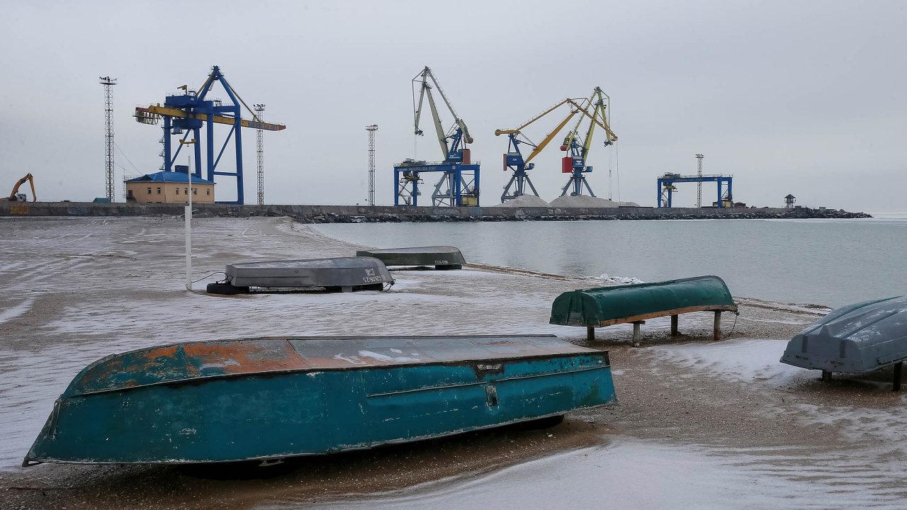 Východoukrajinský Mariupol jako jediný zvelkých donbaských měst nepadl dorukou separatistů.