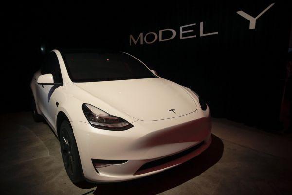 Tesla představila nový Model Y