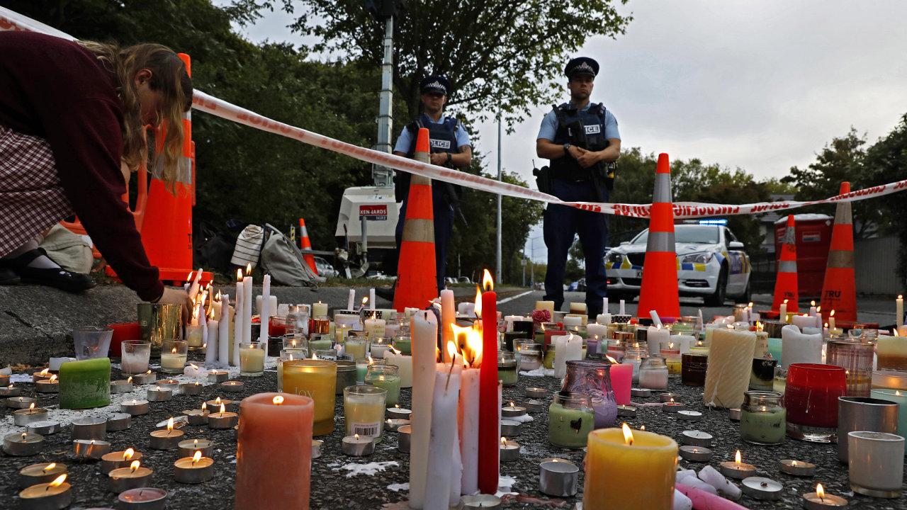 Útok na mešity v Christchurchi byl nejsmrtelnější tragédií v novodobých dějinách Nového Zélandu.