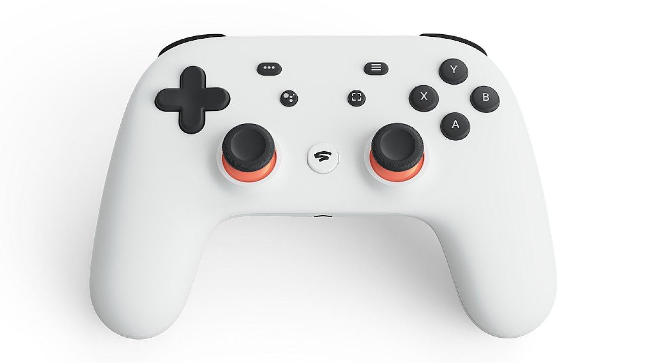 Herní ovladač od Googlu není jen ovladač, je to zároveň celé herní zařízení.