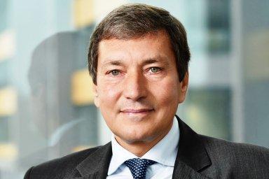 Tomáš Hüner, ředitel provozní společnosti Smart Infrastructure společnosti Siemens