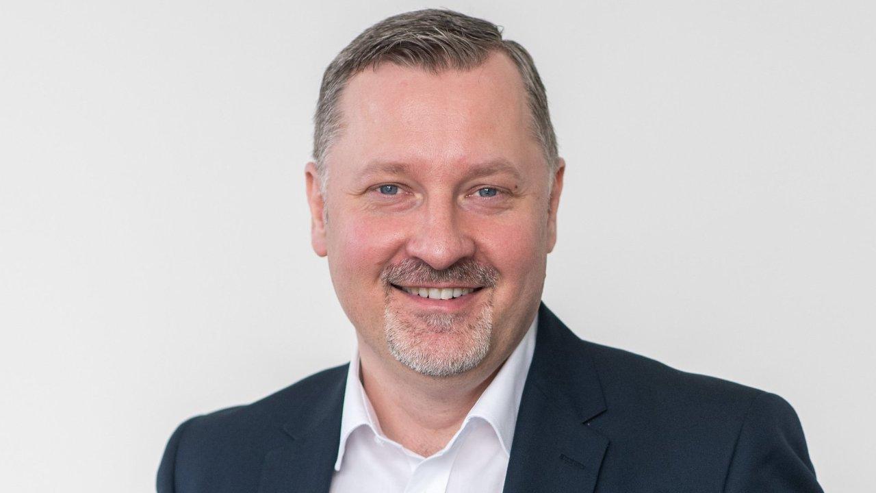 Vladimír Tichý, generální ředitel společnosti Schneider Electric