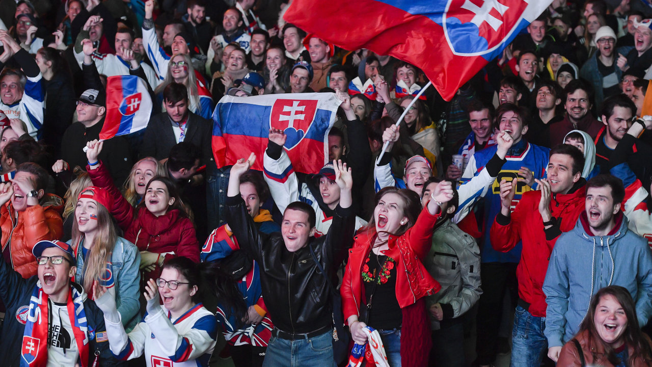 Hokej mistrovství světa 2019 slovensko