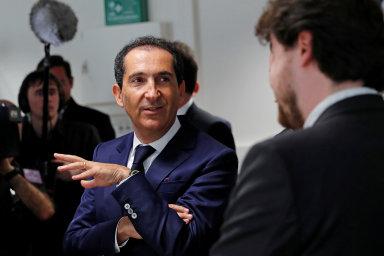 Patrick Drahi: Miliardář tento týden získal aukční síň Sotheby's. Sám má sbírku umění, vekteré má díla odMarka Chagalla nebo Pabla Picassa.