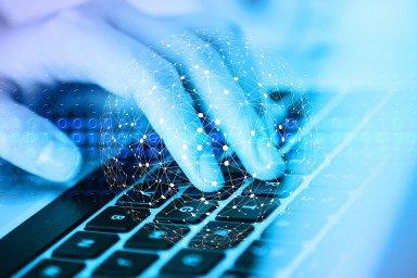 Digitalizace, státní správa, e-government, ilustrace