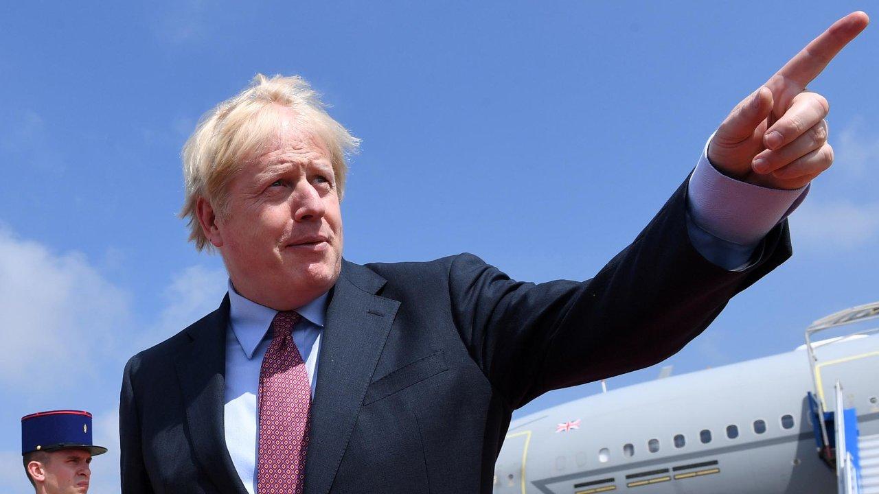 Bez Evropy, ale s Amerikou. Britskému premiérovi Borisi Johnsonovi slíbil americký prezident obchodní dohodu, jakmile Británie opustí Evropskou unii.