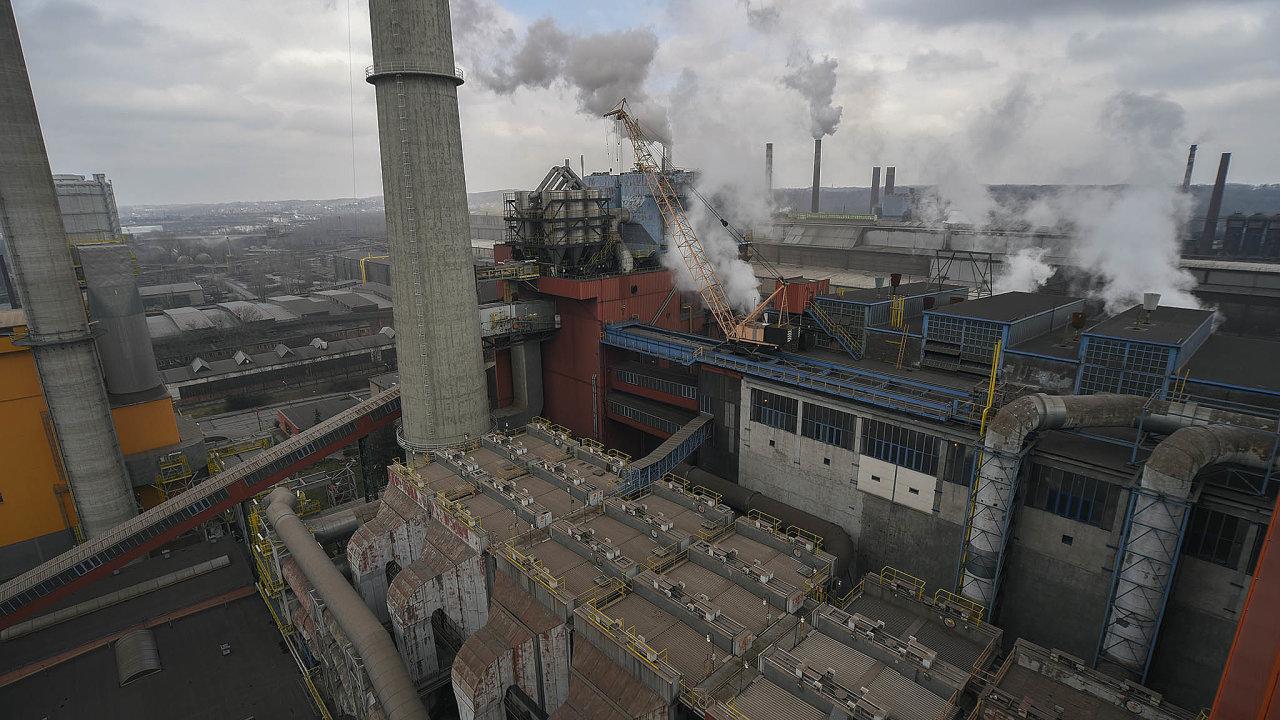 Ostravská huť patří nyní skupině Liberty Steel. Dříva byla součástí ArcelorMittal.