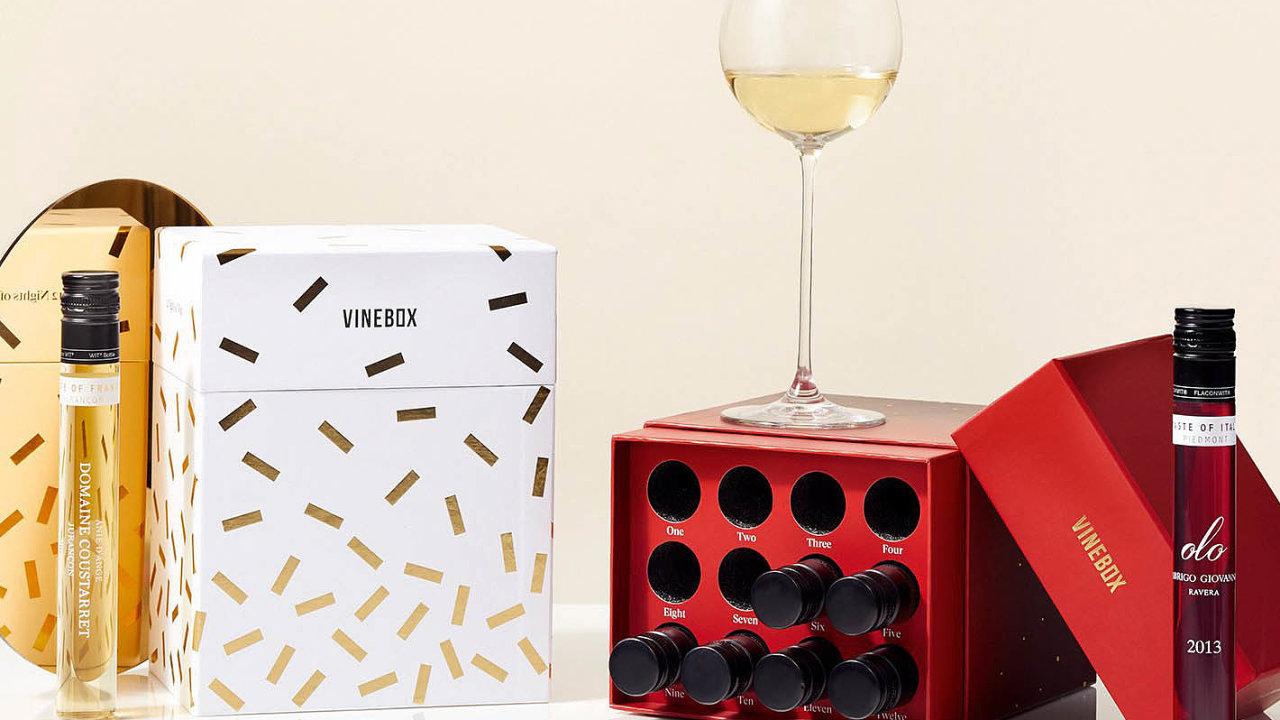 Vinebox, 129 dolarů