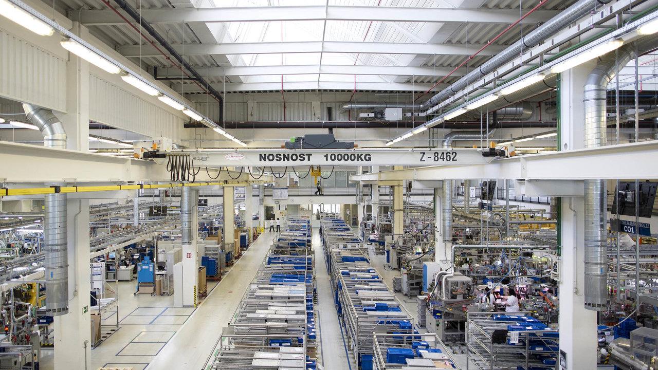 Kvůli propadu poptávky očekává téměř polovina tuzemských strojírenských firem vpříštím roce pokles zisku.