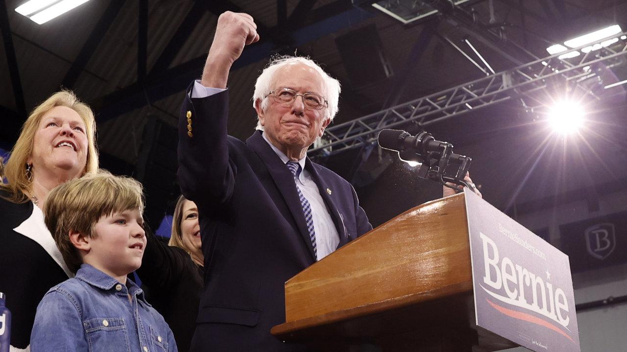 Bernie Sanders, primárky, New Hampshire